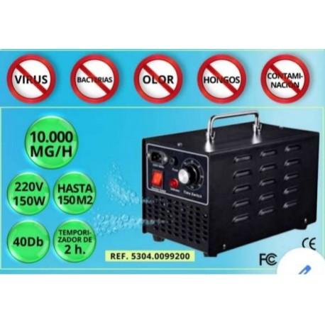 Generador de Ozono 10.00 MG/H