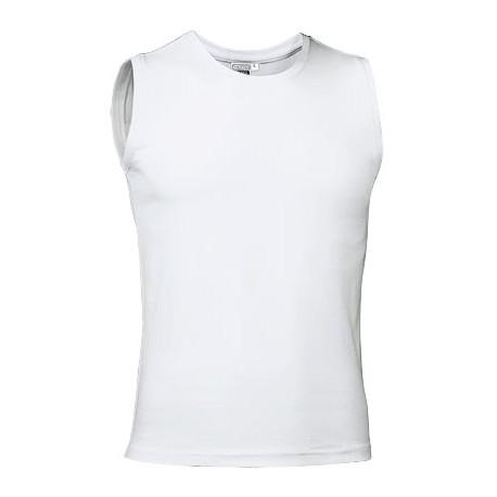 Camiseta elástica sin mangas
