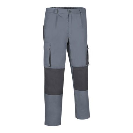 Pantalón multibolsillo combinado