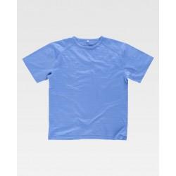 Camiseta manga corta algodón